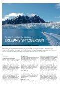 spitzbergen und grönland zum spezialpreis - Zeitraeume-Reisen - Seite 2