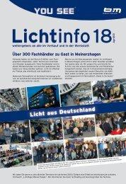 Licht aus Deutschland - Busch & Müller
