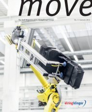move No. 5, January 2013 (as .pdf document) - ElringKlinger AG