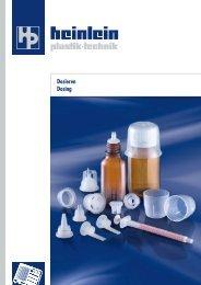 Datenblatt als PDF zum Download - Heinlein Plastik-Technik GmbH
