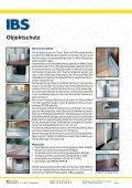 Produktdatenblatt Objektschutz - Hochwasserschutz - Seite 2
