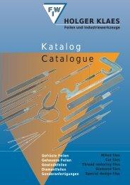PDF Katalog/Preisliste für Industie und Handel - FIW Holger Klaes