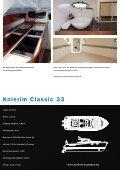 Knierim Classic 33 - KNIERIM Yachtbau GmbH - Seite 2