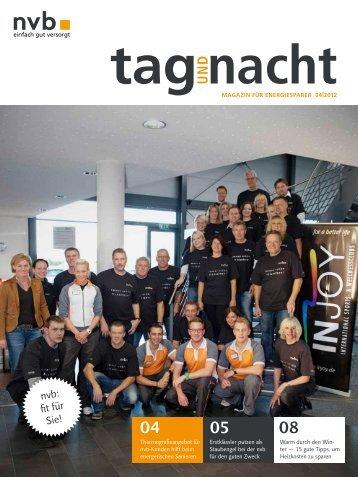 Magazin für EnErgiEsparEr 04|2012 - NVB