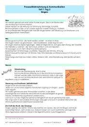 Singen und Stimmbildung - Infos, Wirkung - NLP Akademie Schweiz