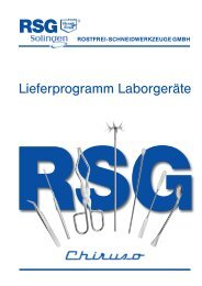 PDF / Download - RSG Solingen Messer GmbH