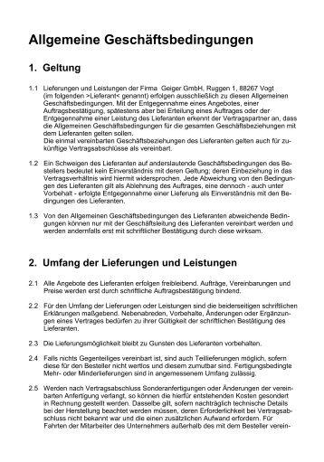 AGB - Schleiferei Geiger