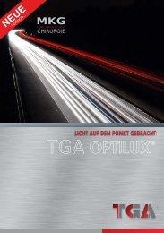 Prospekt A3 Optilux_MKG.cdr - TGA GmbH