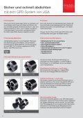 GPD Gummi-Press-Dichtungen - UGA System Technik - Seite 2