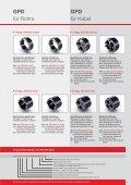 GPD Gummi-Press-Dichtungen - UGA System Technik - Seite 3