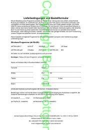 Bestellformular (PDF) - Astrolab