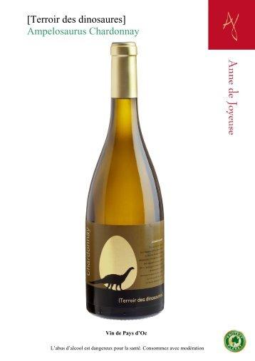 Ampelosaurus Chardonnay