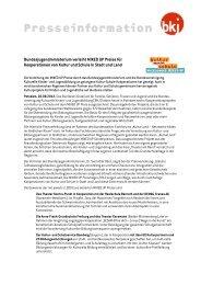 Bundesjugendministerium verleiht MIXED UP Preise für ...
