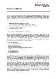 Bundesverband Mediation eV