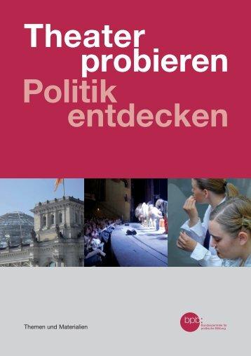 Themen und Materialien - Bundeszentrale für politische Bildung
