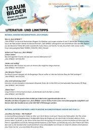 LITERATUR- UND LINKTIPPS