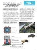 Prospekt WELLER Heißlufttechnik - C.M. Dobrick GmbH - Seite 3