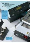 Prospekt WELLER Heißlufttechnik - C.M. Dobrick GmbH - Seite 4