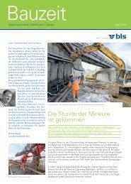 Ausgabe April 2013 - BLS