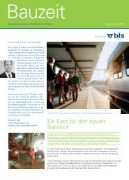 Ausgabe September 2013 - BLS