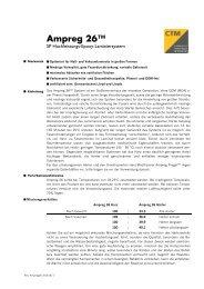 Ampreg 26™ - CTM GmbH - Composite Technologie & Material