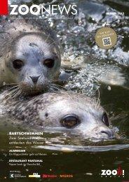 Zoonews Herbst 2013 [PDF, 1.4 MB] - Zoo Zürich