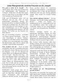 Pfarrbrief - Pfarrei St. Joseph - Seite 4