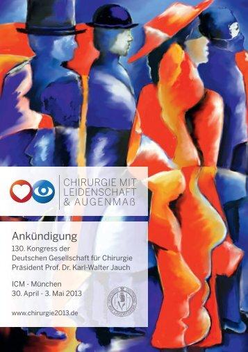 Ankündigung - Deutsche Gesellschaft für Neurochirurgie - DGNC