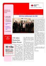 150 Jahre Deutsches Rotes Kreuz - DRK Ortsverein Dankersen eV