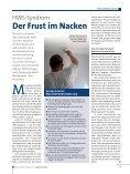 Der Frust im Nacken - Dr. med. Petra Striegler, Fachärztin für ... - Seite 7