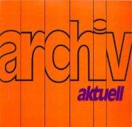Heft 1 archiv aktuell (1974) - Evangelische Kirche in Deutschland