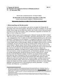Bischofsbericht Christoph Kähler.pdf - Evangelische Kirche in ...