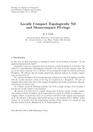 Locally Compact Topologically Nil and Monocompact PI-rings