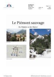 Le Piémont sauvage - Enit