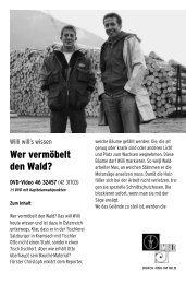 46_32457 BH Vermöbelt Wald - FWU