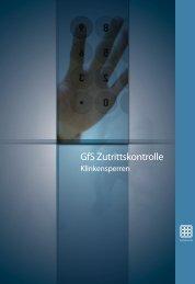 Übersicht (PDF | 0,5 MB) - GfS