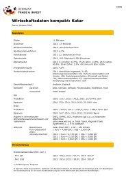 Ergänzende Informationen / Kurzfassung - Germany Trade & Invest