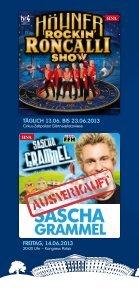 Konzerte auf einen Blick - Hessen - Seite 2