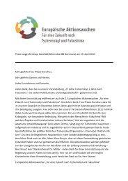 Peter Junge-Wentrup, Geschäftsführer des IBB Dortmund, am 19 ...