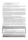 Disaster relief emergency fund (DREF) Niger: Floods - International ... - Page 4