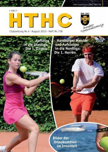 Die 1. Herren Aufstieg in die Oberliga - Harvestehuder Tennis- und ...