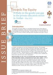 Towards Pay Equity - International Labour Organization