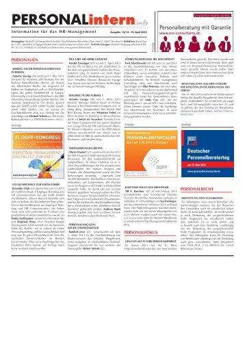 """Was kostet ein Interim-Manager?"" (PDF) - Ludwig Heuse GmbH"