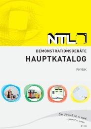 NTL Hauptkatalog