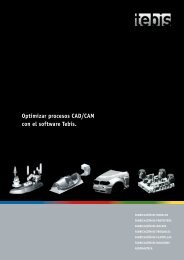 Optimizar procesos CAD/CAM con el software Tebis. - Interempresas