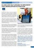 IOM Ukraine Newsletter ISSUE 2, 2013 - International Organization ... - Page 3