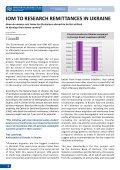 IOM Ukraine Newsletter ISSUE 2, 2013 - International Organization ... - Page 4