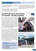 IOM Ukraine Newsletter ISSUE 2, 2013 - International Organization ... - Page 5