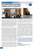IOM Ukraine Newsletter ISSUE 2, 2013 - International Organization ... - Page 6