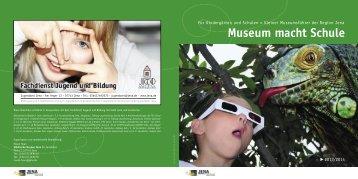 Museum macht Schule - Jena